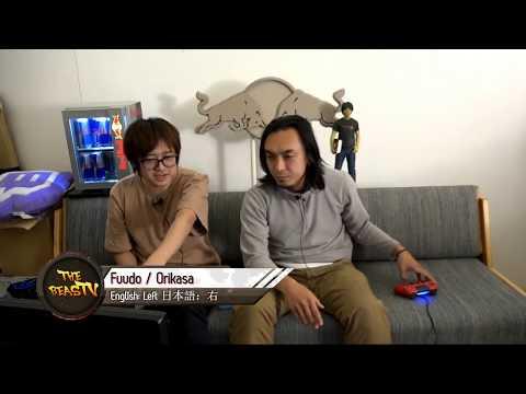 Street Fighter V   SFV BeasTV! Coach Fuudo and Orikasa