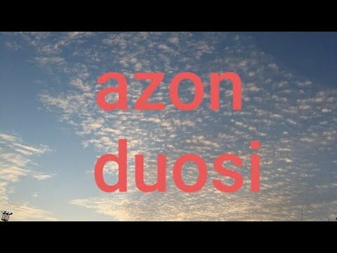 Azon duosi | азон дуоси | 5x