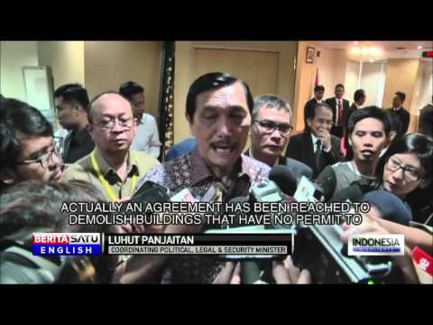 Top Security Minister Working With Forces Over Aceh Violence