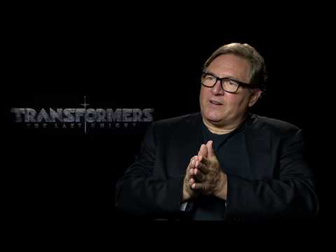 Lorenzo Di Bonaventura Interview | Transformers: The Last Knight