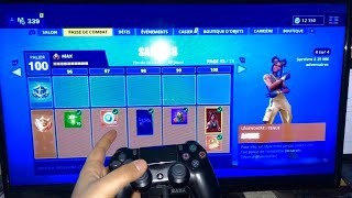 BE PALIER 100 SAISON 8 'Easily' IN 5 MIN FREE PALIER SAISON 8 ON FORTNITE