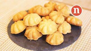 Kuih Bahulu | Malaysian Madeleines | Bahulu Cermai | 傳統烘雞蛋糕