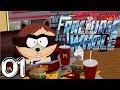 南方公園:菊部分裂 - 第 01 集|South Park: The Fractured But Whole #01(南方四賤客 - 浣熊俠聯盟)
