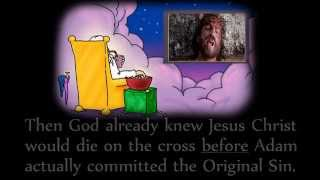 Laminin: Proof God Exists ...and He