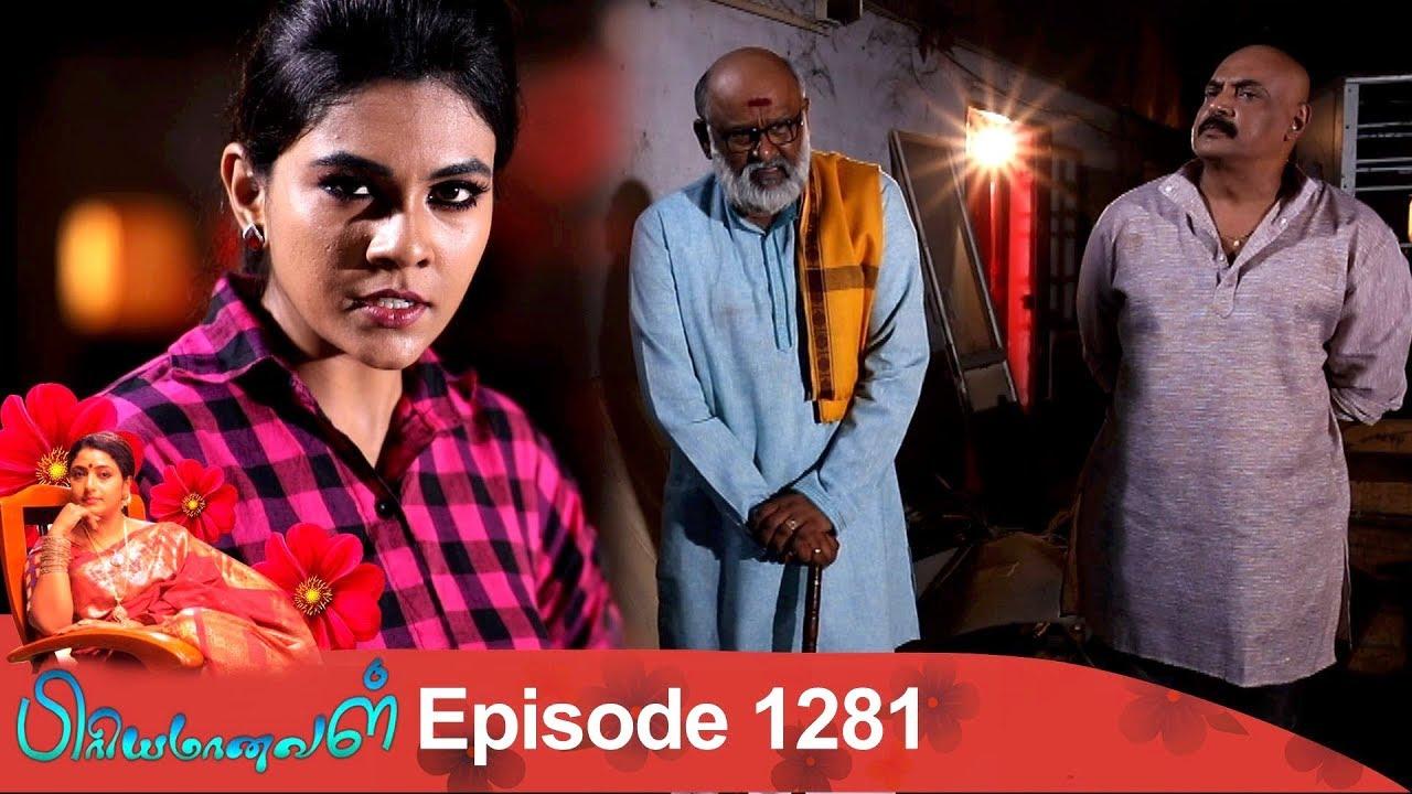 Priyamanaval Episode 1281, 01/04/19