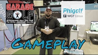 Phigolf and WGT Gameplay