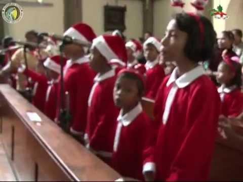 Lagu Natal Anak-Anak. BIAK, Bimbel, Tambak Asri Paroki Kelsapa Surabaya. Part 2