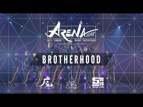 [3rd Place] Brotherhood | Arena LA 2018 [@VIBRVNCY Front Row 4K]