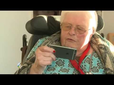 London's News Reports/BBC - Students in a retirement-home in The Netherlands (Report)