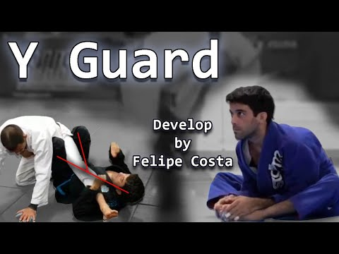 Y Guard - Tournament tested system #JiuJitsu