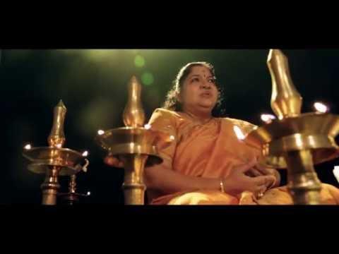 Govinda Rama Rama | K S Chithra | Sandhya Deepam | Malayalam Traditional