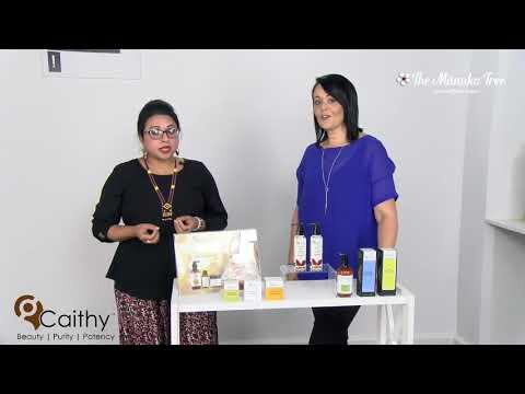 The Manuka Tree Caithy Organics New Zealand Organic Skincare