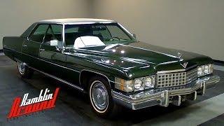 1974 Cadillac Sedan de Ville 472 V8 Very Original