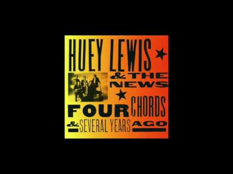 (She's) Some Kind of Wonderful - HUEY LEWIS & THE NEWS