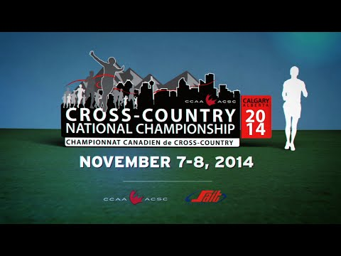 2014 Cross-Country National Championships hosted by SAIT