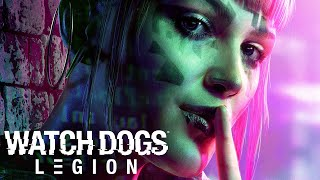 WATCH DOGS LEGION NEW 2020 GAMEPLAY WALKTHROUGH (WATCH DOGS 3)