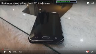 Review samsung galaxy j1 ace 2016 indonesia