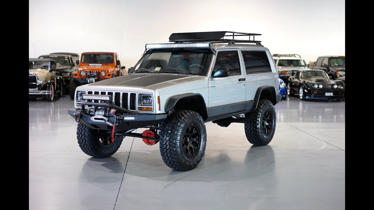 Davis AutoSports STGE 4 CHEROKEE FOR SALE / LIFTED ...