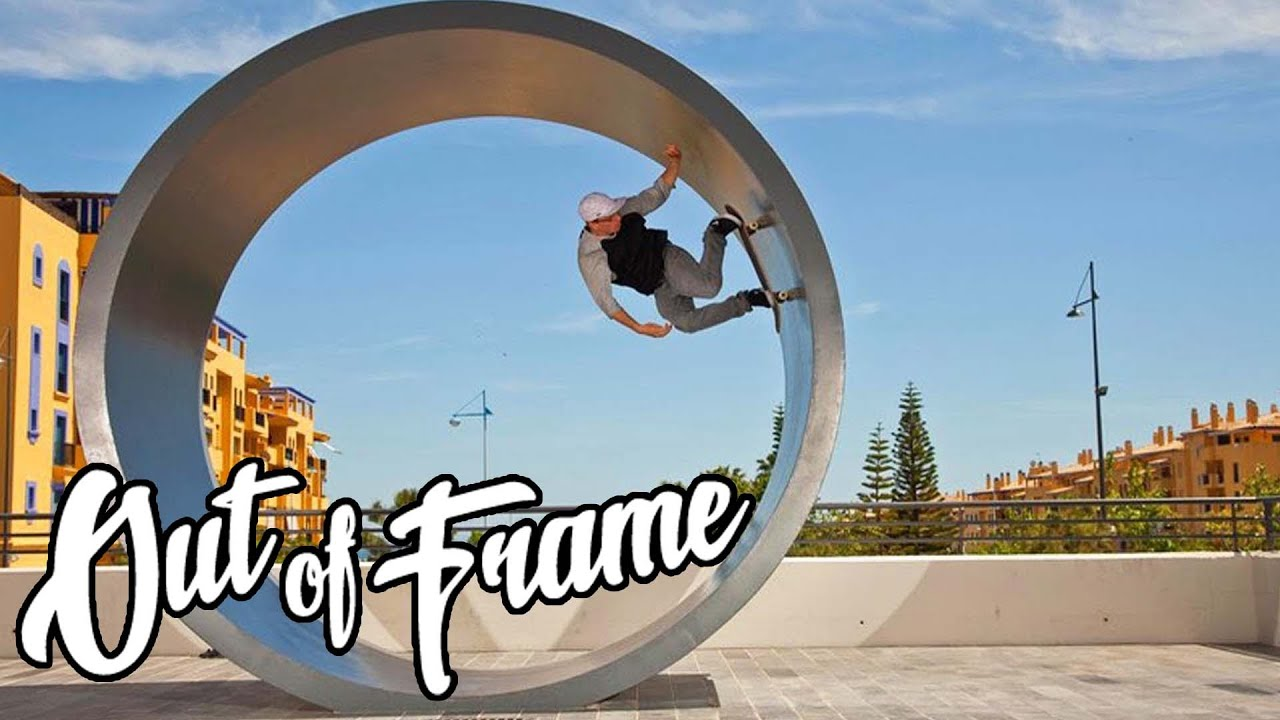 Skateboard Picture Frame skateboarding, ocd, and going big w/ adrien bulard | out of frame
