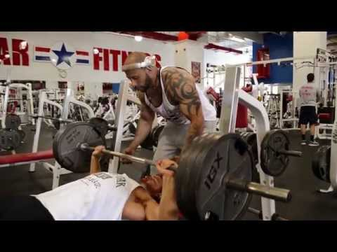 "Bodybuilding Motivation with Bam...A Week With Upcoming Albanian NYC Bodybuilder, Salih ""Bam"" Bacaj"