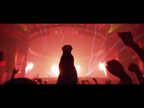 Angerfist 'The Deadfaced Dimension' - Official aftermovie