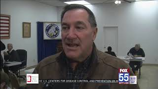 Senator Donnelly in Fort Wayne on eve of election day