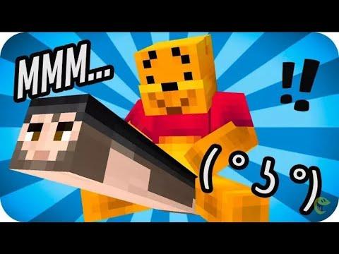 TENGO UN DON ESCONDIDO   Minecraft Hide and Seek - Gona y Luh