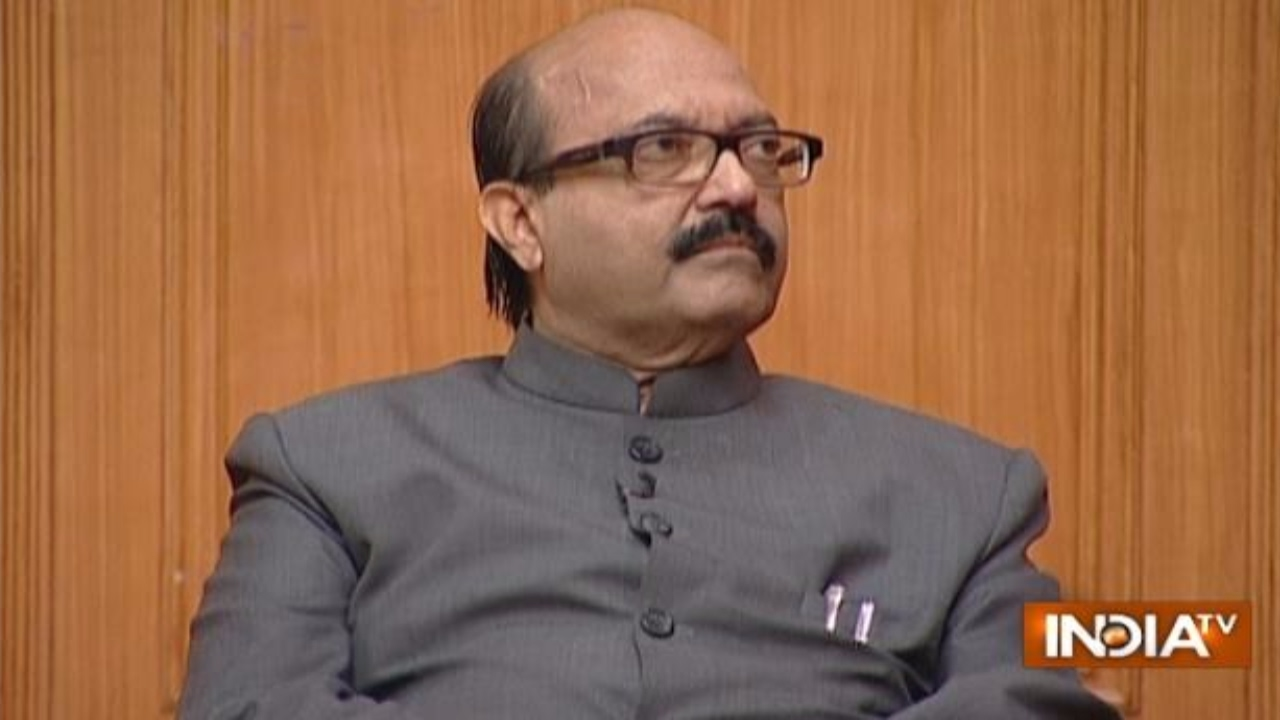 Amar Singh in Aap Ki Adalat 2017 (Full Episode)