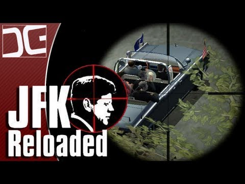 JFK: Reloaded - A Simulation of the JFK Assassination