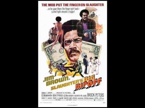 Slaughter's Big RipOff 1973  Radio Spot