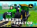 Super Mod | Farming Simulator 2015 | John Deere | Gameplay |