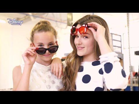 Modowe wyzwanie Minnie | Okulary przeciwsłoneczne | Disney Channel Polska
