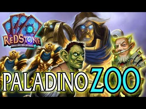 Zoo Paladin - Gameplay Hearthstone ITA S24
