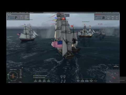 Naval Action Admiralty Order: Last battle as a Captain...