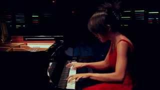 Юджа Ванг (Yuja Wang). Звучит Соната K.455 Д. Скарлатти (D. Scarlatti)