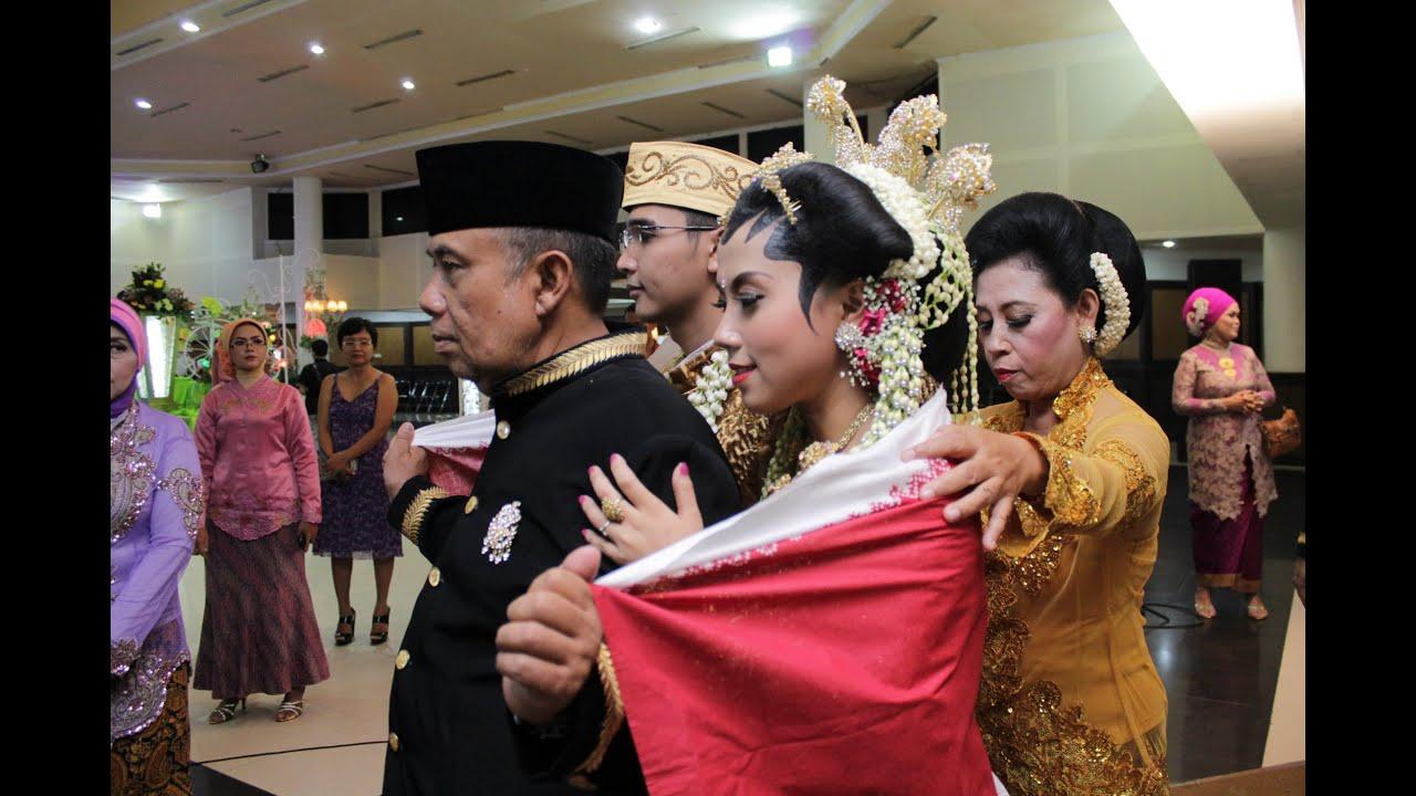 0813 5786 7170 Panduan Temu Manten Adat Jawa Dan Panggih Manten Adat Jawa By Raddin Wedding Youtube
