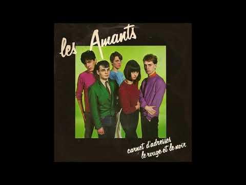 LES AMANTS - Carnet d'adresses  (1980)