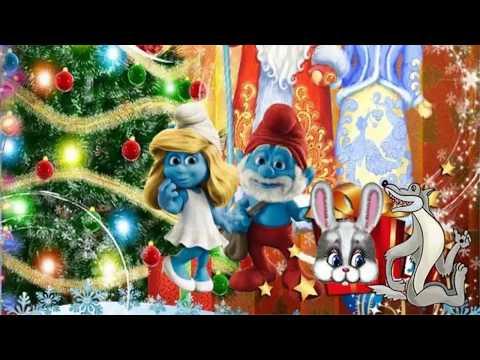 Детские стихи про зиму и Новый год