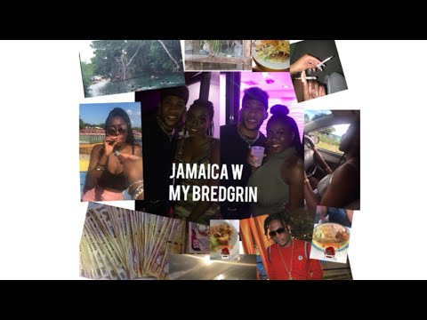 DROPPED OUT OF SCHOOL TO GO JAMAICA W MY BESTFRIEND: TRAVEL VLOG (WE MET MARVIN DI BEAST& MASICKA)