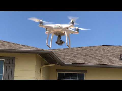 Фото Flight Test DJI Phantom 4, May 24,2020