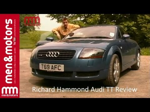 Richard Hammond Audi TT Review