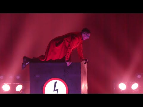 """Antichrist Superstar"" Marilyn Manson@Pearl Concert Theater Las Vegas 10/31/19"