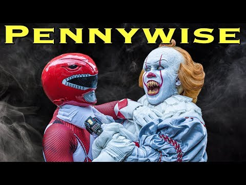 Pennywise: The Morphing Clown [FAN FILM] IT Movie