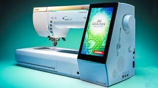 8 лучших швейных и вышивальных машин