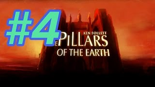 The Pillars of the Earth EPISODE 4 (2010) - FULL