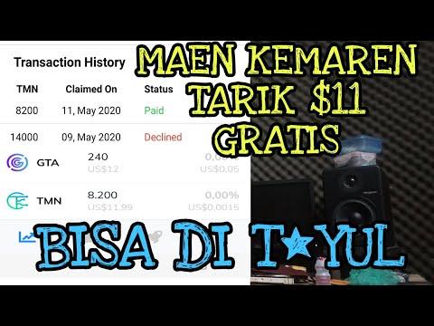 TERBARU TARIK UANG $11 GRATIS - APLIKASI PENGHASIL DOLLAR 2020