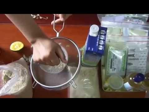 Hướng dẫn tắm trắng bằng cám gạo, mật ong và sữa tươi