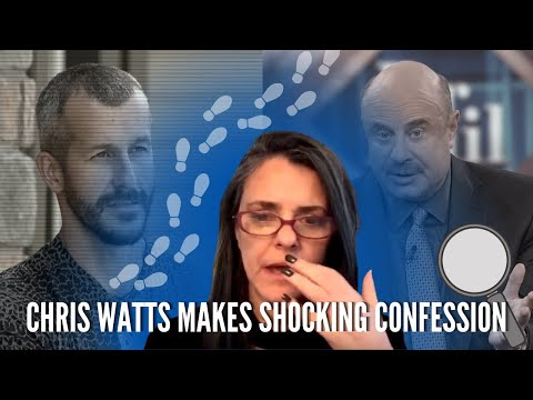 Chris Watts - The Sequence of the Crime Revealed on Dr Phil