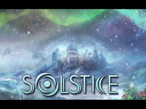 Solstice Gameplay Walkthrough Adventure, Graphic Novel, Hidden Object NO COMMENTARY
