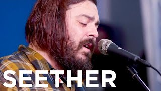 "Seether - ""Black Honey"" (Thrice Cover) [LIVE @ SiriusXM]"